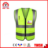 Wholesale Reflective Safety Vest Warning Clothes Working Safety Vest