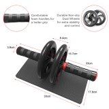 Cheap Gym Workout Abdominal Exercise PRO Fitness Ab Wheel