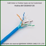 UTP FTP Cat5e CAT6 Network Instrument Signal Control Ethernet Cables Audio Speaker Shielded Data Cable