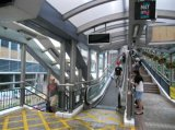 China Design Outdoor Heavy Residential Escalator Moving Walks Cost