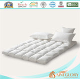 Hotel Luxury Down Layer Pillow Top Soft Mattress Pad