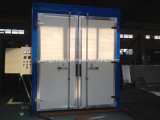 Low Power Consumption Electrical Oven Electric Powder Coating Oven