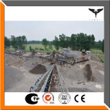 (80T/H-120T/H) Medium Hard Rock Complete Crushing Plant