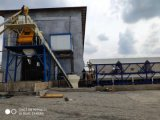 Good Quality Stationary Cheap Concrete Batching Plant Hzs25 in Singapore