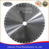 600mm Laser Diamond Saw Blade for Stone and Asphalt with Double U