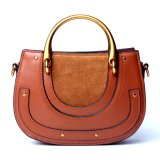 Lady Bag Factory Supply Fashion Genuine Leather Hand Bag
