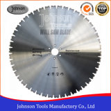 800mm Diamond Wall Saw Blades for Cutting Highly Reinforced Concrete