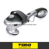 Todo Double Head Handheld Electric Massager Percussion Action for Deep Kneading