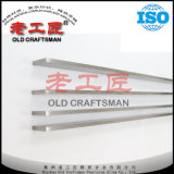 Tungsten Cemented Carbide Blade Bar for Cutting Chemical Fiber