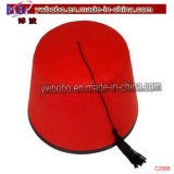 Promotional Cap Egypt Clothes Clothing Muslim Business Gift (C2066)