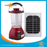 Solar Camping Light with Solar Charger Function