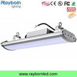 50 Degree Linear LED High Bay Light 80W 120W for Warehouse Shelves