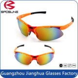 Fashion High Impact Unbreakable PC Frame Sport Eyewear Softball Sunglasses