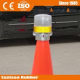 500m Visual Range Solar Traffic Cone Lamp (DH-TC-SL1)