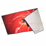 Best Price Coral Fleece Composite Fabric Bath Hand Face Towel, Soft Durable Absorbent Sports Beach Travel Blanket Towel