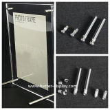 Custom Clear Acrylic Magnetic Sign Holder