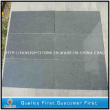 Polished Natural G654 China Black Granite for Tiles/Vanity Tops