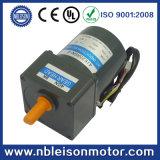 25W 110V 220V 100rpm 300rpm 500rpm Small AC Geared Motor