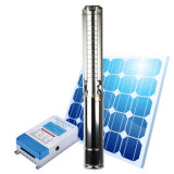 China 150 Meters Head 2 HP Electric Solar Submersible Deep Well Water Pump 1.5kw (4SPSC5/145-D192/1500)
