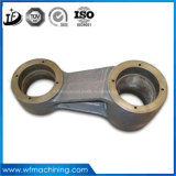 OEM Ductile Iron Farm Implement/Water Pump/Base/Speed Train Parts for Sand Casting