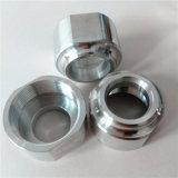 OEM Aluminum CNC Turned Parts, ISO 9001 Quality Level