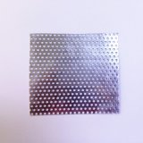 1 M X 2 M, 2 mm Thick Galvanized Perforated Sheet Metal with 5 mm Hole & 8 mm Hole Pitch