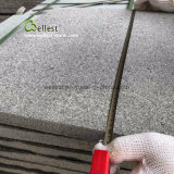 China Dark Grey G654 Granite Slabs/Tiles/Stairs