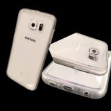 PC+TPU Hybrid Armor Phone Case for Samsung Galaxy S6