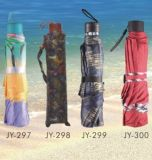 Manual Open 3 Fold Umbrella (JY-18)