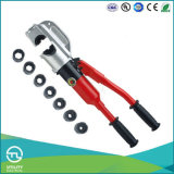 Utl Zco-400 Cable Crimping Hydraulic Tool with Safety System Inside