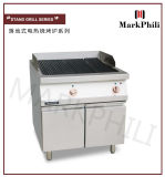 Electric BBQ Grill with Cabinet for Western Cooking Range