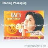 Cosmetic Plastic Packaging & Facial Mask Packaging Bags (DQ187)