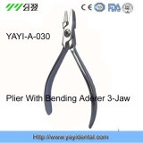 Dental Instrument: Bending Aderer 3-Jaw Plier (YAYI-030)