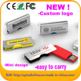Custom Logo USB Flash Pen Drive USB Stick Disk for Free Sample (ET107)