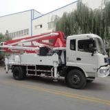 21m Working Range Truck Mounted Boom Pump