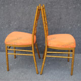Sharp Gold Rental Chairs (YC-A18-02)