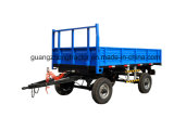 Trailer Farm Machinery Tractor Mounted Dumping Trailer 3ton to 10ton