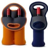 Promotional Neoprene Bottle Koozie, Bottle Bag (BC-019)