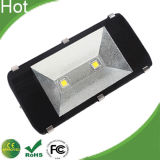 Ce RoHS FCC Lm79 Dlc 160W LED Tunnel Light IP65 Outdoor Light