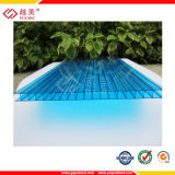 4mm 6mm 16mm UV Protected Hollow Polycarbonate Sheet (YM-PC-047)
