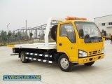 Isuzu Light Road Repair Under Lift Wrecker Truck Cheap Tow Truck for Sale