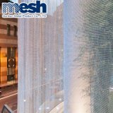 Architectural Chain Ring Mesh Used for Curtain