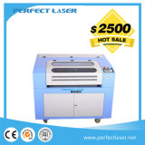 Leather Wood Paper CO2 Laser Engraving Cutting Machine Price with Ce
