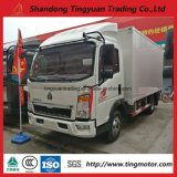 Sinotruk HOWO Mini Van Top Quality in China