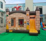 2019 New Commercial Cheap Inflatable Bouncer, Jumping Bouncy Castle