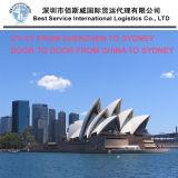 "Best Ocean Shipment Service to Sydney, Melbourne (20' 40"")"