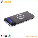 Hottest OEM Wireless Power Bank with Dual USB Ports & LCD Screen 10000mAh China Factory