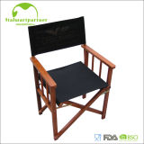 Wood Folding Director Chair