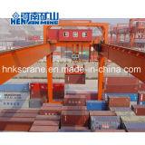 Rmg Double Girder Container Gantry Crane-Rail Mounted Container Crane