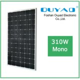 Great Efficiency Solar Panel Monocrystalline Model 310W